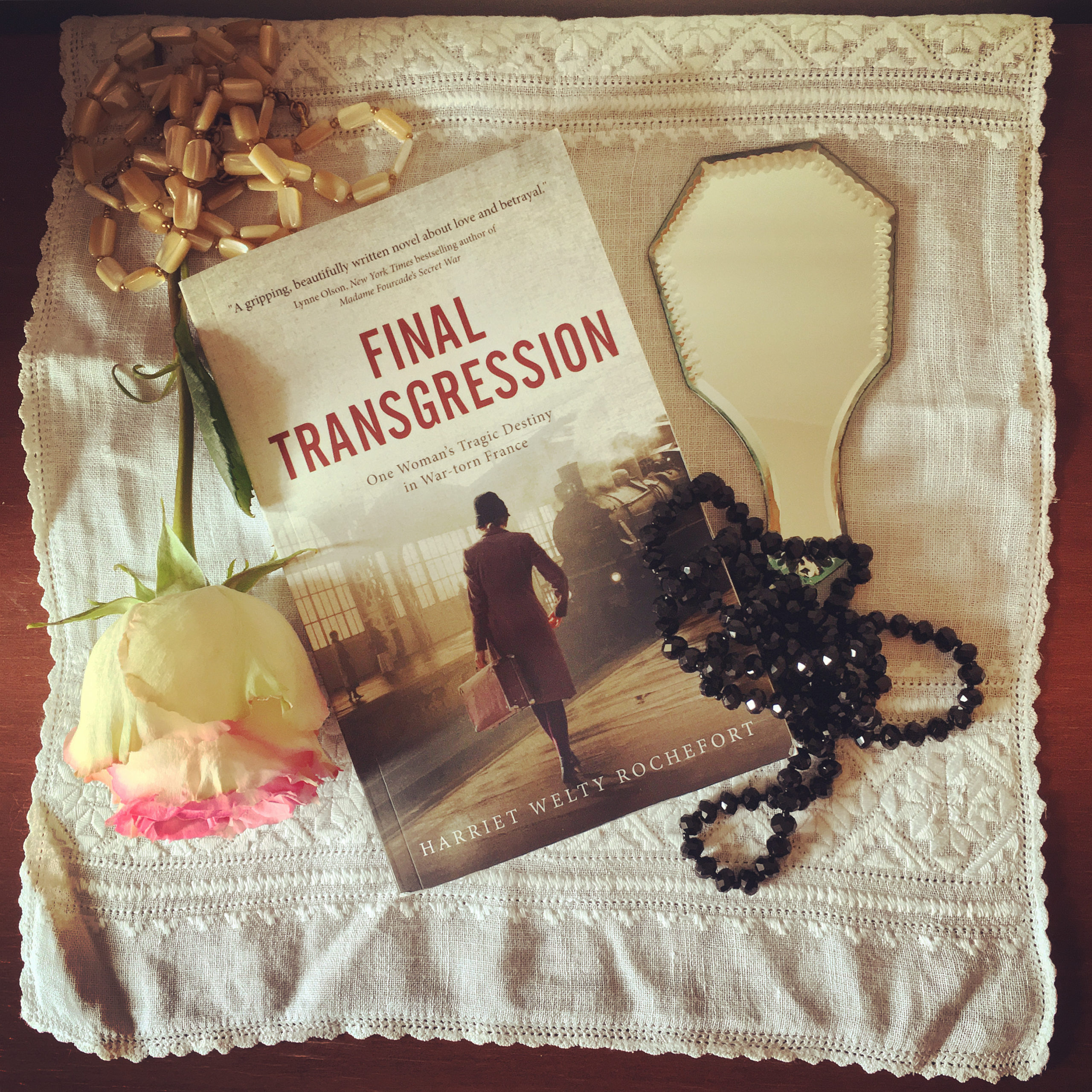 Book Review: Final Transgression by Harriet Welty Rochefort