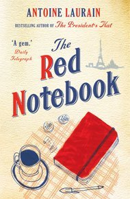 MyFrenchLife™ - Literary translators - The Red Notebook cover