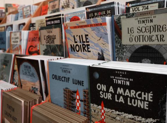 MyFrenchLife™ - MyFrenchLife.org - Tintin controversial hero - Tintin comics