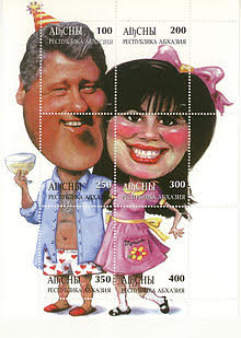 MyFrenchLife™ – MyFrenchLife.org – Sexual affairs France - sex scandals French public figures – Monica – Lewinsky – Bill – Clinton