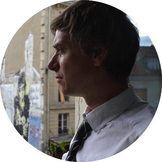 Myfrenchlife™ - Invisible paris - Adam roberts bio