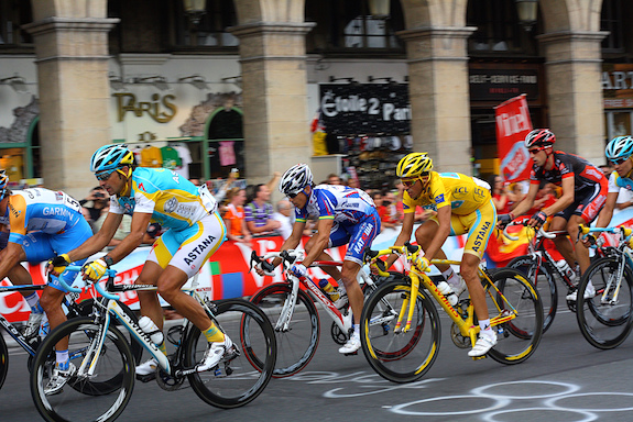 MyFrenchLife™ - Paris in July - Tour de France