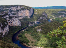 MyFrenchLife.org - Gorges of the Ardeche - deeper-sublime-scenery-horrifying-history