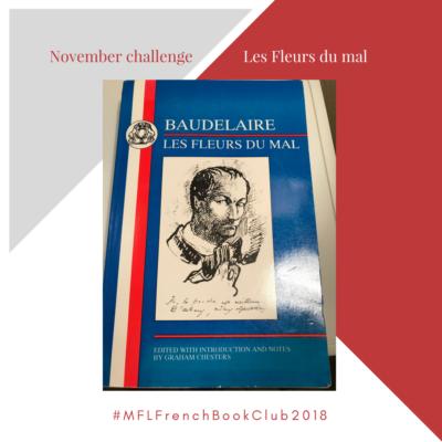 MyFrenchLife™ – MyFrenchLife.org – MyFrenchLife™ French Book Club: Charles Baudelaire, Les fleurs du Mal – November 2018