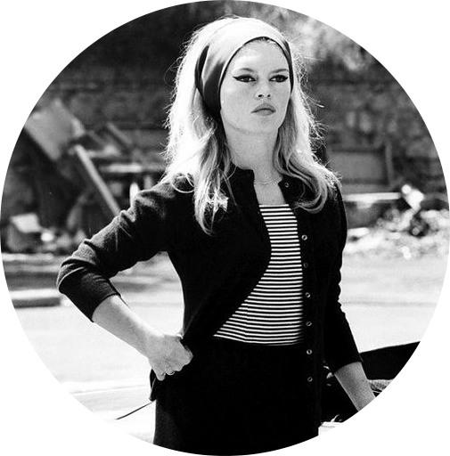 MyFrenchLife™ – MyFrenchLife.org – French women stereotypes – French fashion – French women in the US – French style – Brigitte Bardot