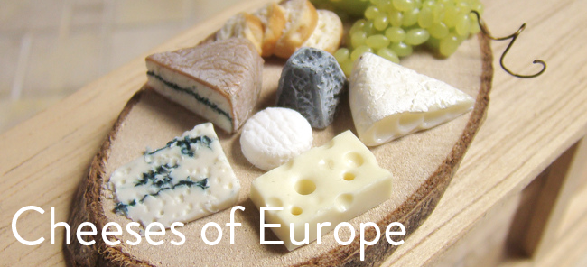 MyFrenchLife™  -French cheese - Cheeses of Europe