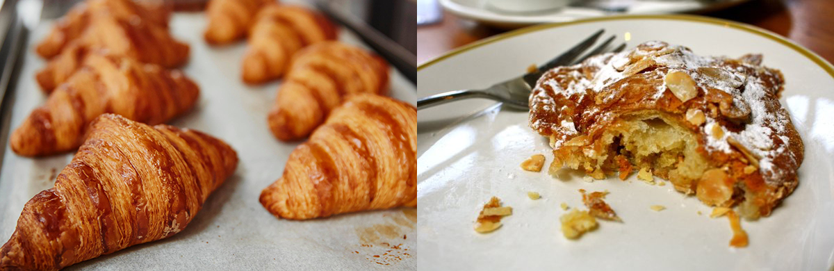 MyFrenchLife™ - best croissants in Melbourne - Chez Dré