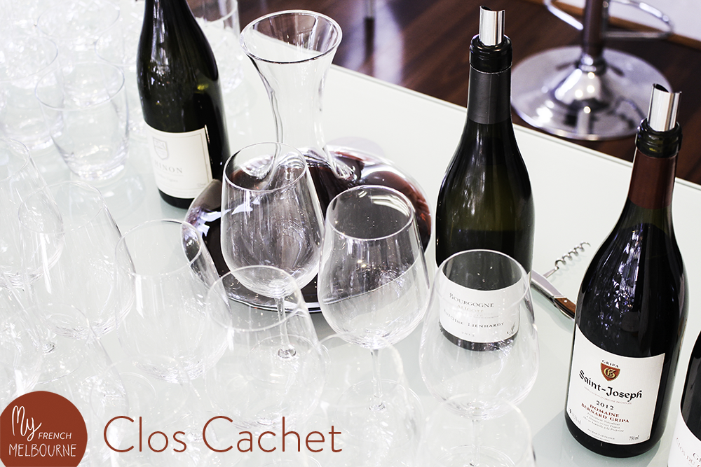 closcachet - french wine melbourne