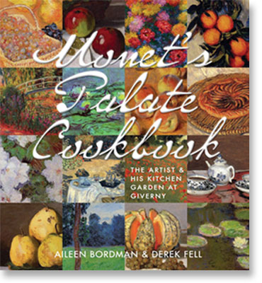 MyFrenchLife™ – MyFrenchLife.org – Book review: Monet's Palate Cookbook - inspired by Monet and his Giverny kitchen garden – review – kitchen garden – Giverny