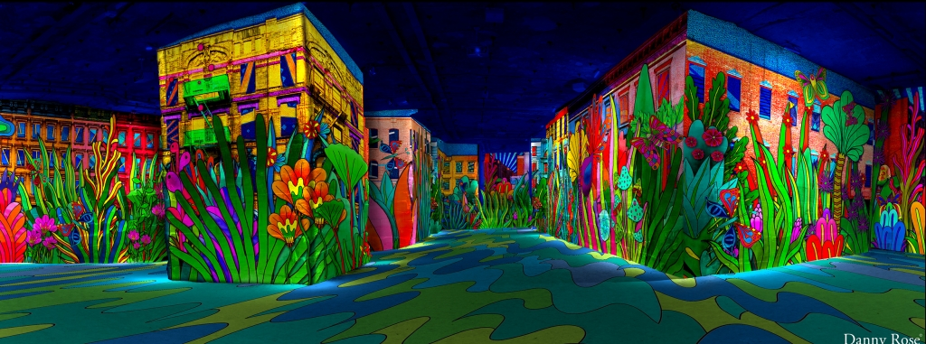 MyFrenchLife™ – MyFrenchLife.org – Culturespaces - Les Carrières de Lumières - L'Atelier des lumières