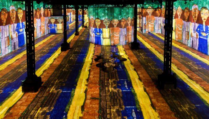 MyFrenchLife™ – MyFrenchLife.org – Culturespaces- Les Carrières de Lumières - L'Atelier des lumières