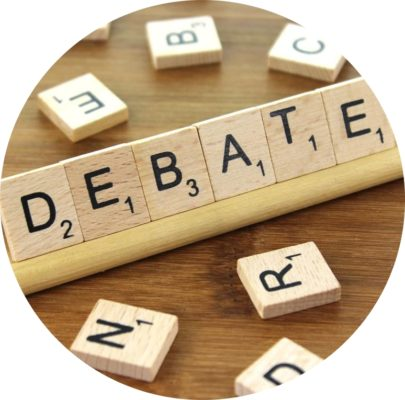MyFrenchLife™ – MyFrenchLife.org - French presidential debate - French election - 2017 - Debate