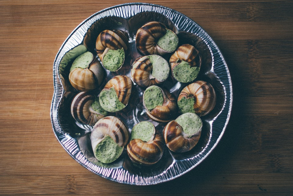 My French Life™-French cuisine-Snails