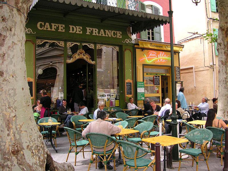 MyFrenchLife™ – MyFrenchLife.org – community cafes - local cafe