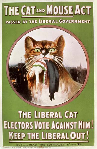 MyFrenchLife™ - MyFrenchLife.org – Female suffrage – liberté, égalité, fraternité : playing cat & mouse with feminism