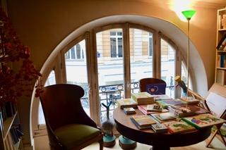 MyFrenchLife™ – MyFrenchLife.org - Baudelaire - Paris - Les fleurs du mal - flaneur - librarie polonaise