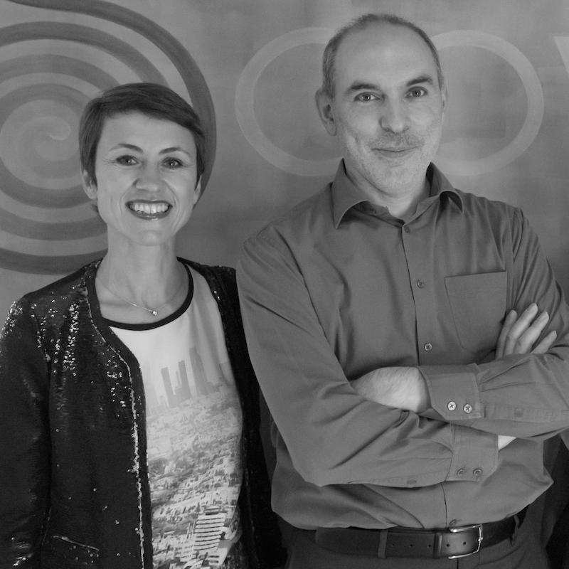 Quelques Femmes de Numerique - Olivier & Marie-Anne - entrepreneurship in France - women in tech