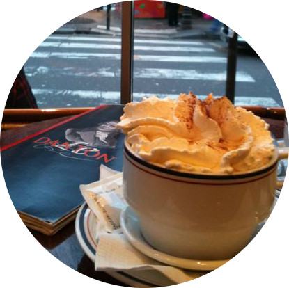MyFrenchLife™ - Paris hot chocolate - chocolat chaud