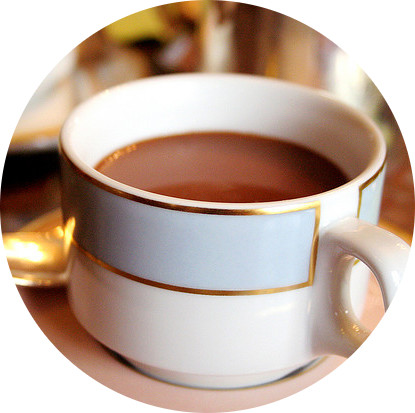 MyFrenchLife™ - hot chocolate