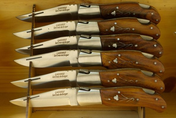 MyFrenchLife™ - MyFrenchLife.org - Occitania - Occitanie - regions of France - Laguiole Knives