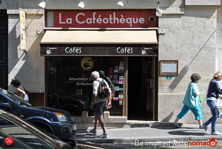 MyFrenchLife™ - coffee in Paris - la Caféothèque