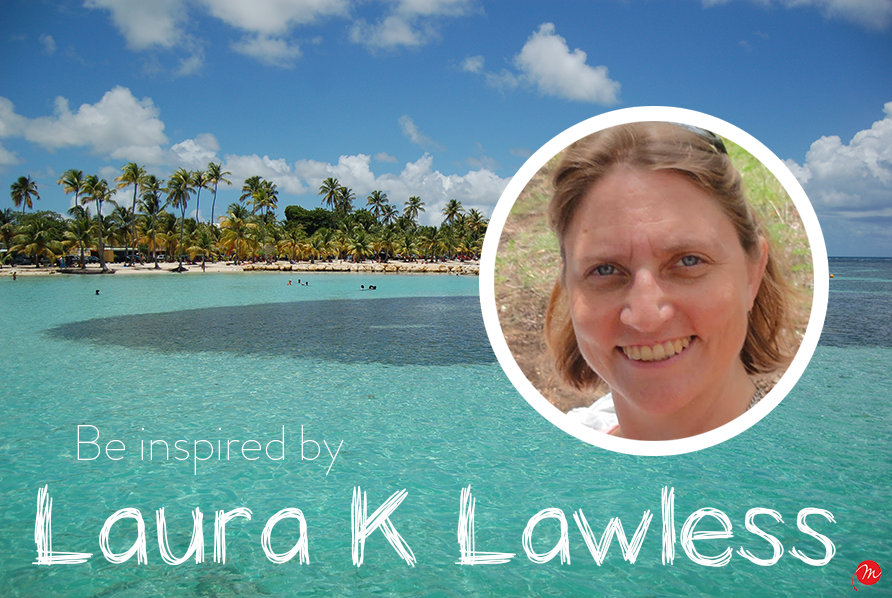 laura k lawless french language learn header