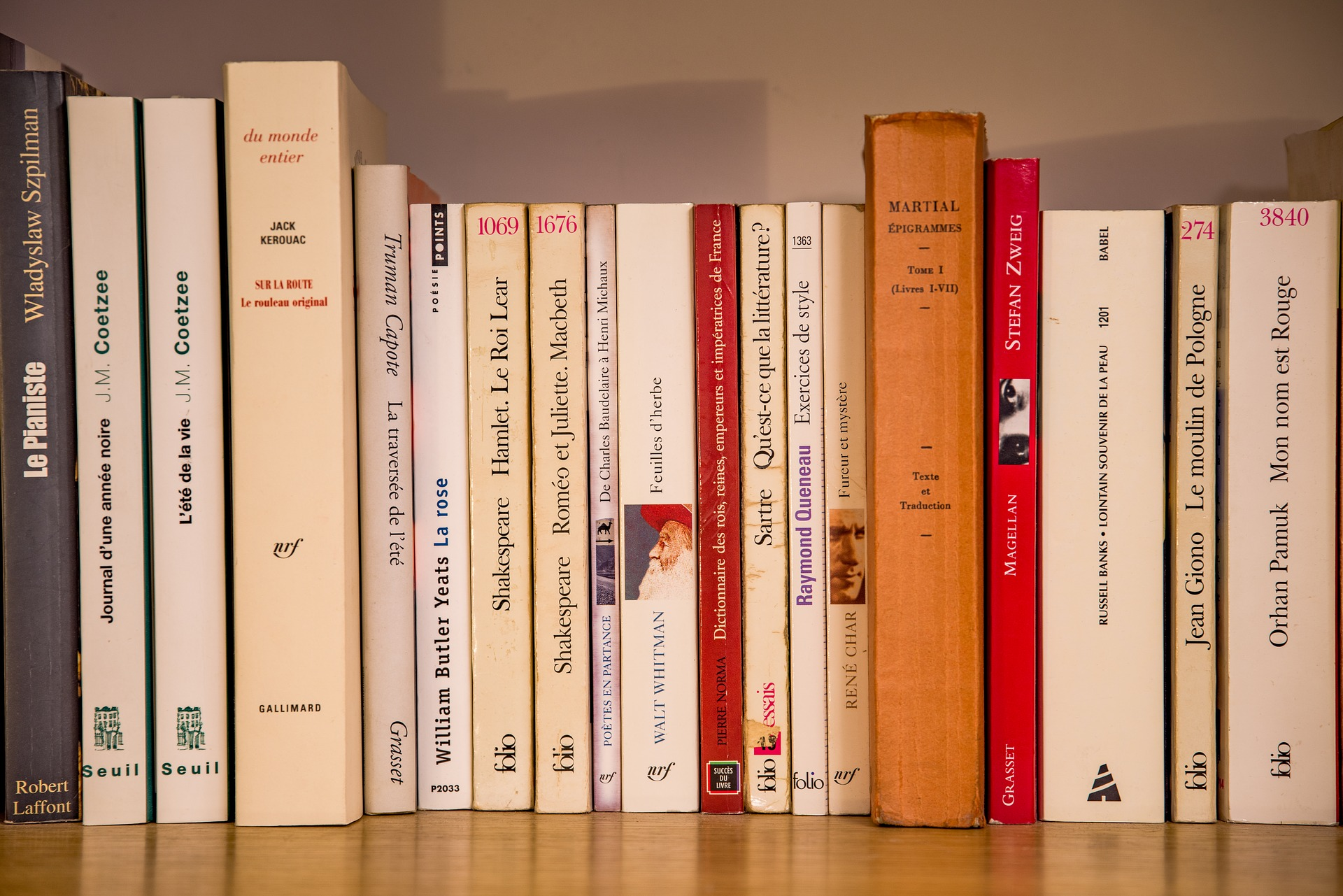 MyFrenchLife™ – MyFrenchLife.org – Top 6 Parisian novels: a journey through French fiction – the perfect shortlist