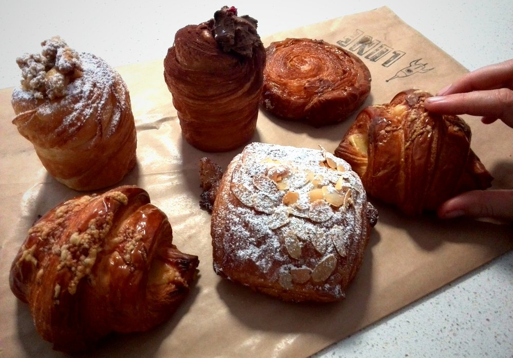 MyFrenchLife™ - best croissants in Melbourne - Lune Croissanterie