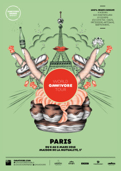 MyFrenchLife™-Paris in March-omnivore