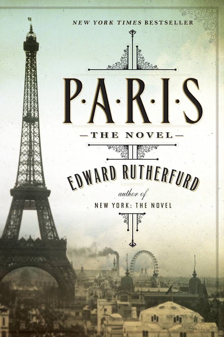 MyFrenchLife™ – myfrenchlife.org – five – Paris books – Edward – Rutherfurd – Paris – the – novel