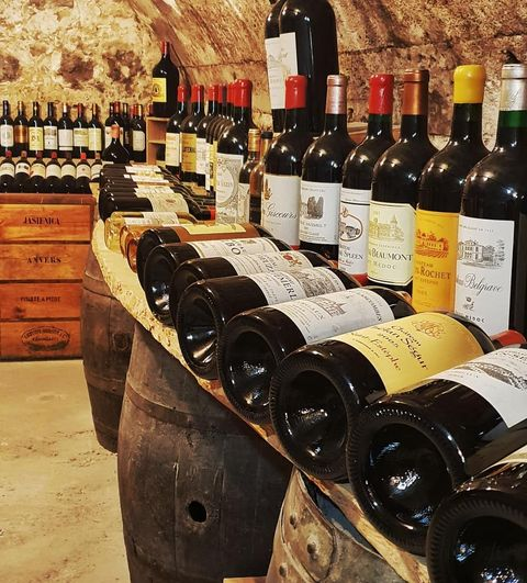 MyFrenchLife™ – MyFrenchLife.org – wine in Bordeaux – wine bottles