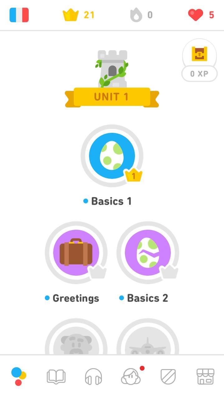 MyFrenchLife™ – MyFrenchLife.org – French learning apps - duolingo