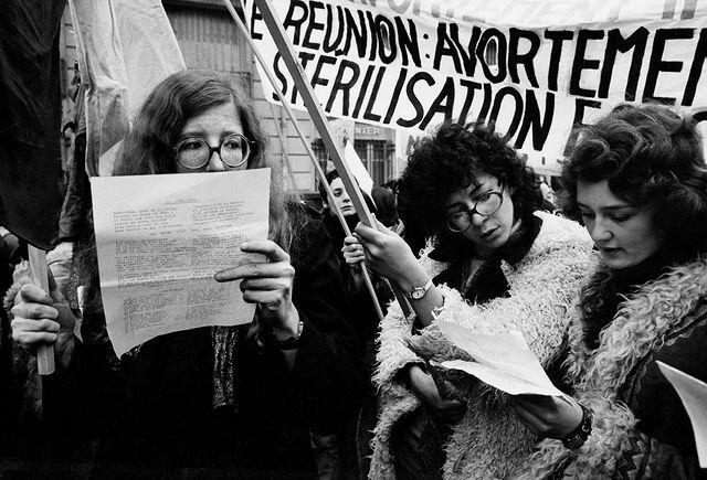 'MyFrenchLife™ 'MyFrenchLife™ - Abortion rights in France - MLF