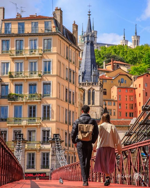 'MyFrenchLife™ 'MyFrenchLife™ - ultimate guide to lyon - buildings