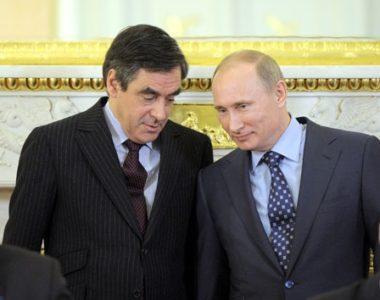 MyFrenchLife™ – MyFrenchLife.org - French Presidential elections - François Fillon - Vladimir Putin