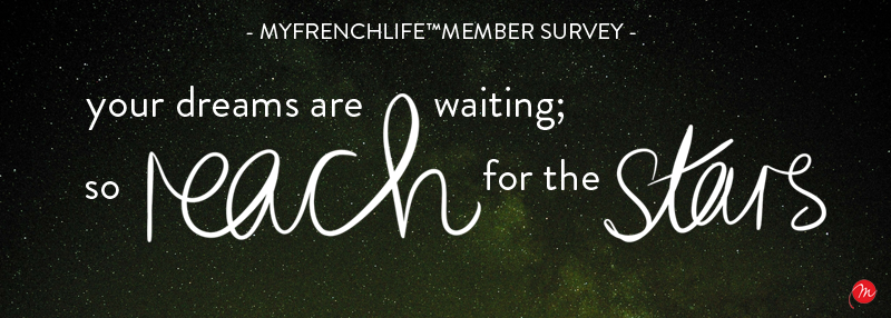 learn French - MyFrenchLife™ member survey results: your favourite apps & websites for learning French