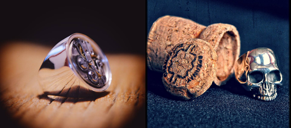 rings - Meet French jeweller Bruno B