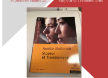 MyFrenchLife™ – MyFrenchLife.org – MyFrenchLife™ French Book Club: Amélie Nothomb, Stupeur et Tremblements – September 2018