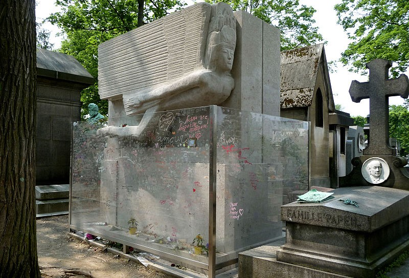 MyFrenchLife™ – MyFrenchLife.org – Sebastian Melmoth – down and out in Paris - Oscar Wilde