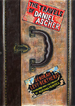 MyFrenchLife™ - The Travels of Daniel Ascher - book cover