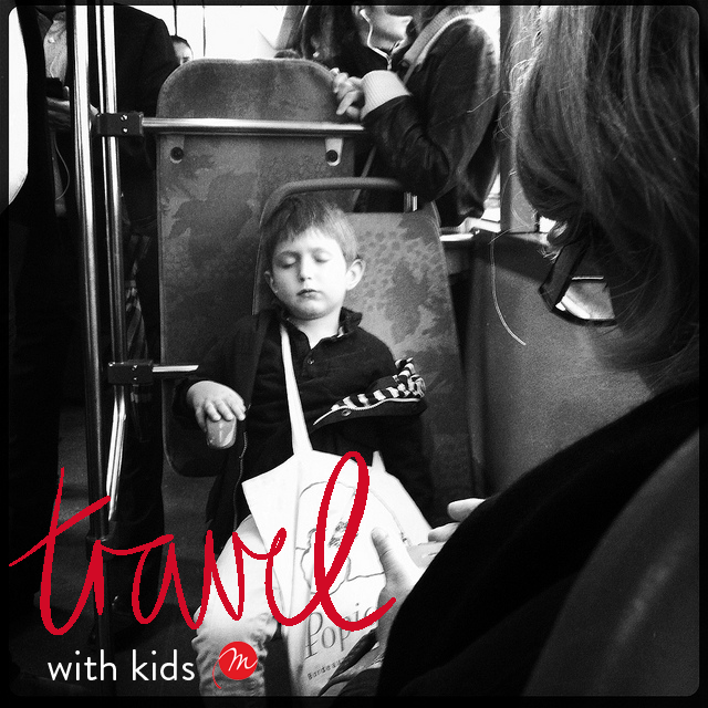 Savvy Francophile's guide to travel with kids - when you arrive