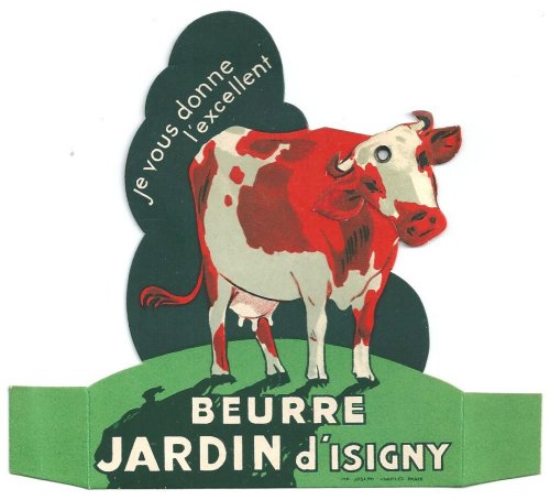MyFrenchLife™ - MyFrenchLife.org - French Butter - le beurre - Beurre d'isigny