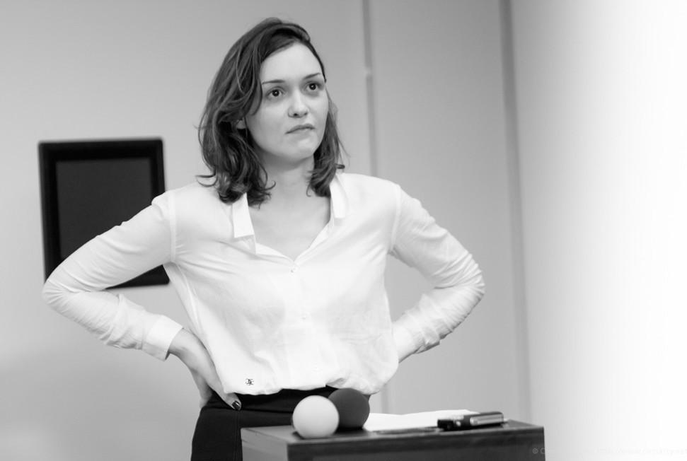 Elise Nebout - QFDN - Quelques Femmes de Numerique - entrepreneurship in France - women in tech