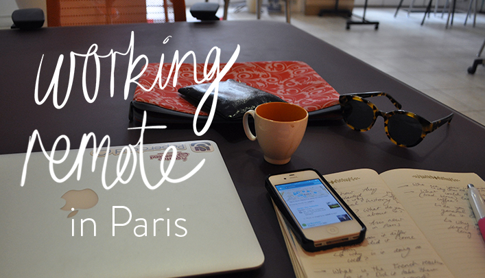 MyFrenchLife™ - Working remote in paris - header